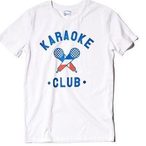 Madewell Karaoke Club Tshirt